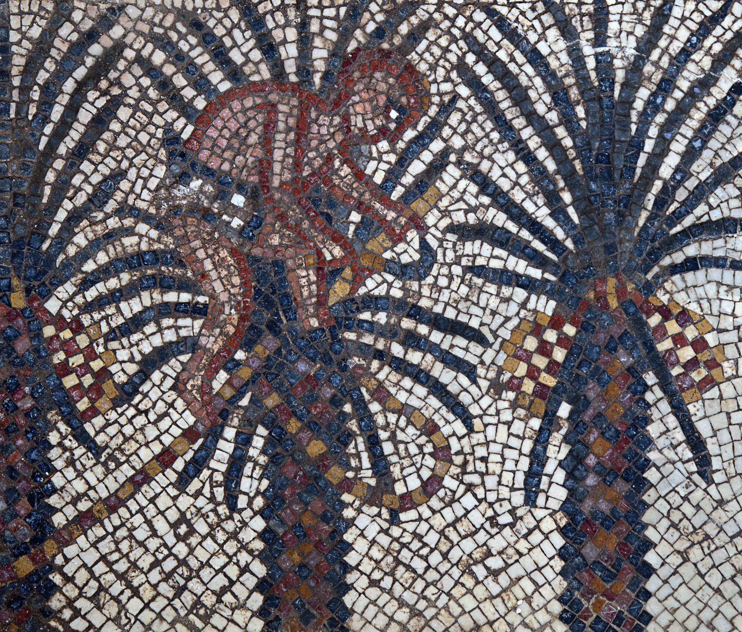 Elim mosaic detail