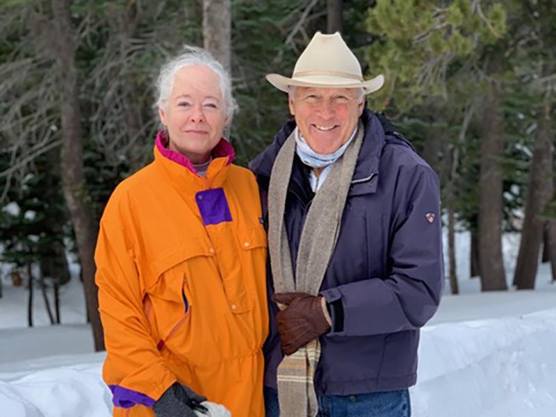 Nancy and Doug Abbey